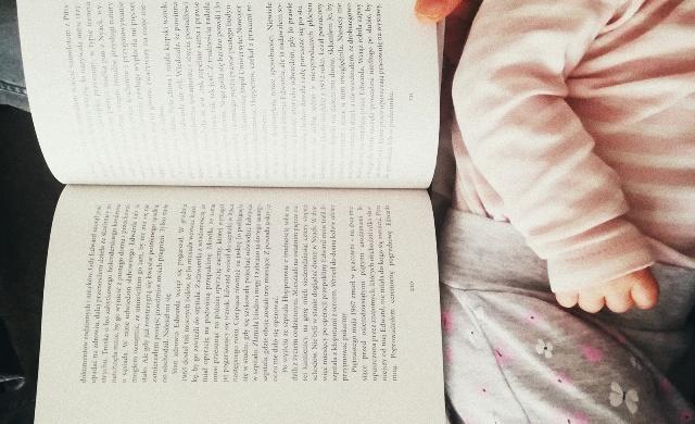 ksiązka, dziecko
