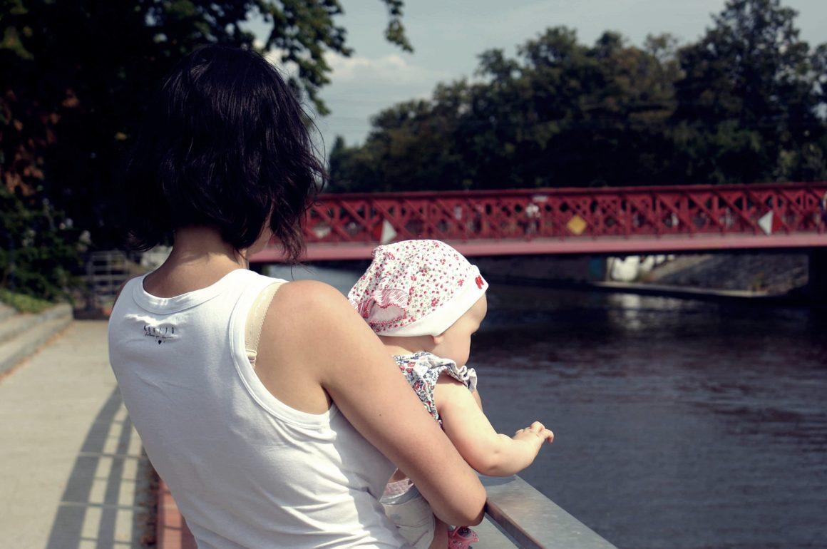 mama, dziecko, macierzyństwo